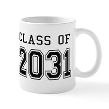 Class of 2031 Mug