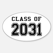 Class of 2031 Decal