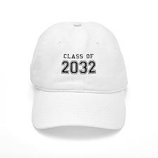 Class of 2032 Baseball Cap