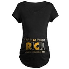 Rich Trick or Treat T-Shirt