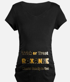 Roxanne Trick or Treat T-Shirt