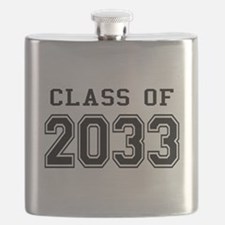 Class of 2033 Flask