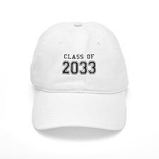 Class of 2033 Baseball Cap