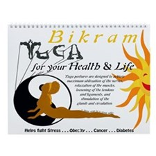 Bikram Calendar Golden Cover Wall Calendar