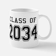 Class 2034 Mug