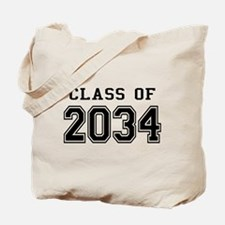 Class 2034 Tote Bag
