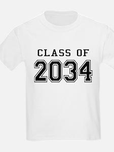 Class 2034 T-Shirt