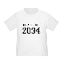 Class 2034 T
