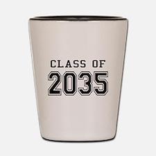 Class of 2035 Shot Glass