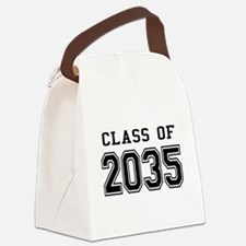 Class of 2035 Canvas Lunch Bag