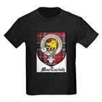 MacTavishCBT.jpg Kids Dark T-Shirt