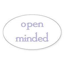 Open-minded Decal