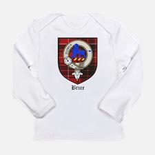 BruceCBT.jpg Long Sleeve Infant T-Shirt