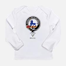 Bruce.jpg Long Sleeve Infant T-Shirt