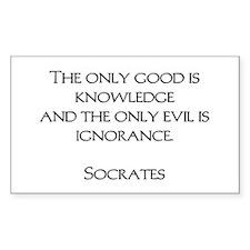 Socrates Decal
