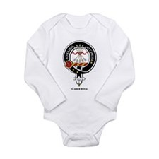 Cameron.jpg Long Sleeve Infant Bodysuit