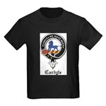 Carlyle.jpg Kids Dark T-Shirt