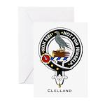 Clelland.jpg Greeting Cards (Pk of 20)