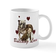 Bullddog Love Mug