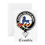 Crosbie.jpg Greeting Card