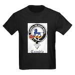 Crosbie.jpg Kids Dark T-Shirt