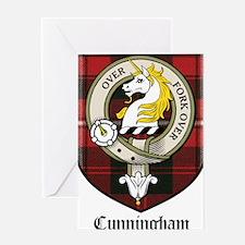CunninghamCBT.jpg Greeting Card