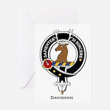 Davidson.jpg Greeting Card