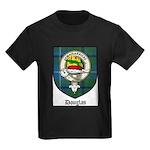 DouglasCBT.jpg Kids Dark T-Shirt