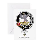 Drummond.jpg Greeting Cards (Pk of 20)