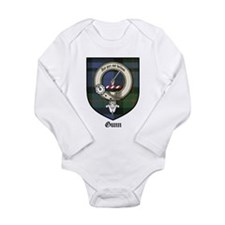 GunnCBT.jpg Long Sleeve Infant Bodysuit