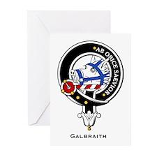 Galbraith.jpg Greeting Cards (Pk of 20)