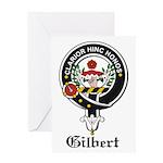 Gilbert.jpg Greeting Card