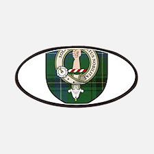 Henderson Clan Crest Tartan Patches