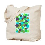 Retro Dots II Tote Bag