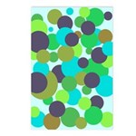 Retro Dots II Postcards (8 pack)
