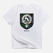 Hunter Clan Crest Tartan Infant T-Shirt