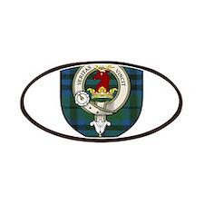 Keith Clan Crest Tartan Patches