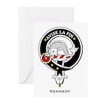 Kennedy.jpg Greeting Cards (Pk of 20)