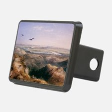 Yellowstone and Missouri R Hitch Cover