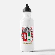Cisco Coat of Arms Water Bottle
