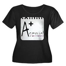 A+sexual Plus Size T-Shirt (W)