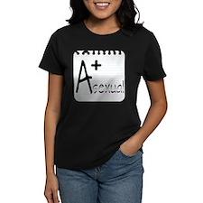 A+sexual Dark T-Shirt (W)
