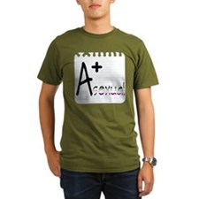 A+sexual Dark Organic T-Shirt (M)