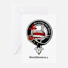 MacDougall.jpg Greeting Cards (Pk of 20)