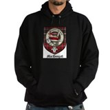 Macdougall clan badge Dark Hoodies
