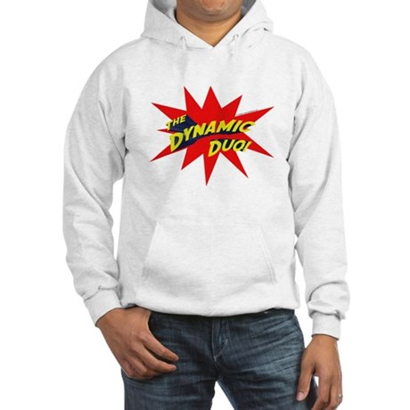 Dynamic Duo Hooded Sweatshirt