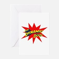 Dynamic Duo Greeting Cards (Pk of 10)