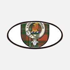 MacGregor Clan Crest Tartan Patches