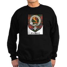 MacIntosh Clan Crest Tartan Sweatshirt
