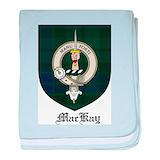 Clan mackay tartan Blanket